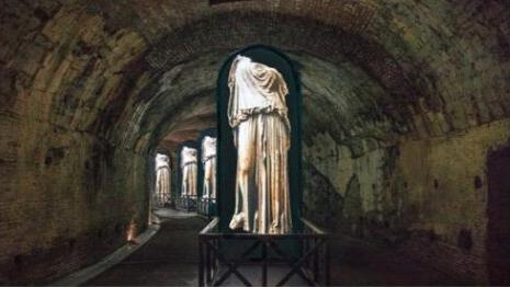 Perdidos en Roma
